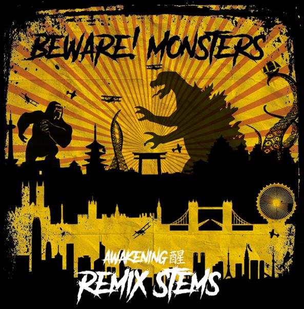 Beware monsters Stems